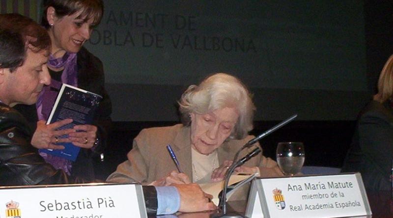 Ana María Matute: escritora y dama de la literatura española