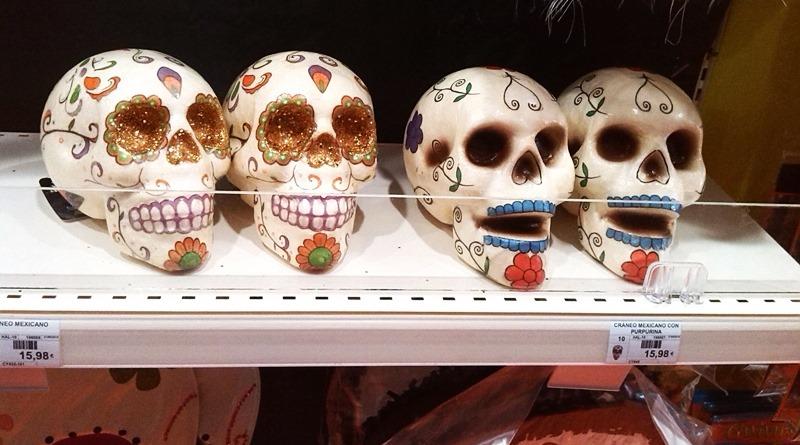 ¿Día de Muertos como fiesta temática de Halloween en España?
