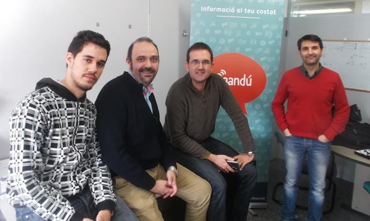 Baandú, una aplicación móvil que impulsa el periodismo emprendedor