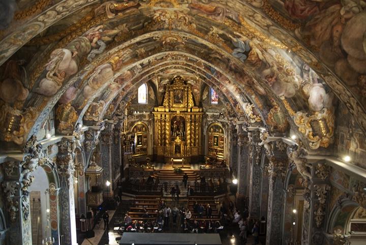 Iglesia de San Nicolás de Bari.720