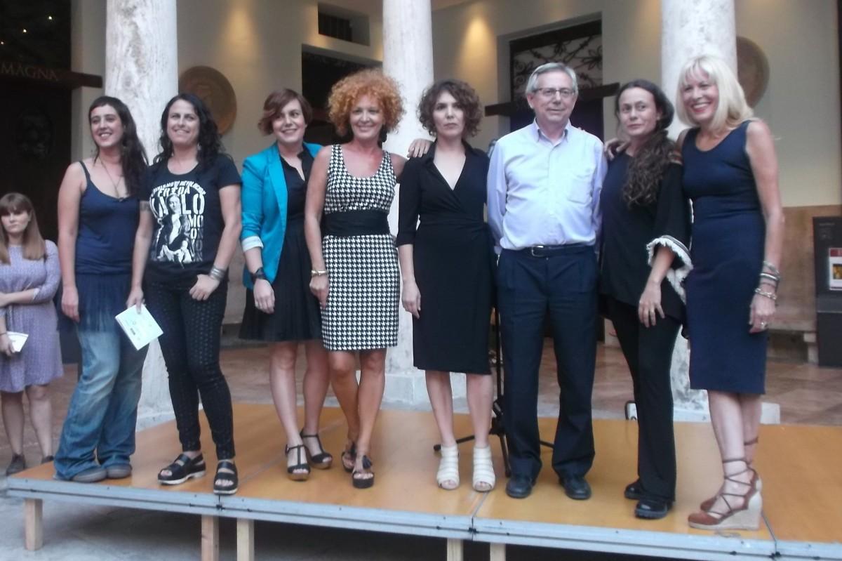 """alt=""""Siete fotoperiodistas valencianas participan en la exposición""""."""