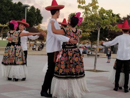 Bailes de diversos estados de México