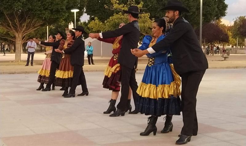Bailes norteños de México