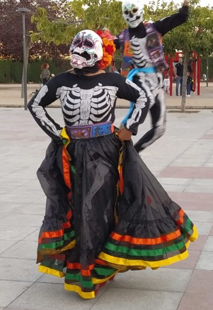 Danzas regionales de México