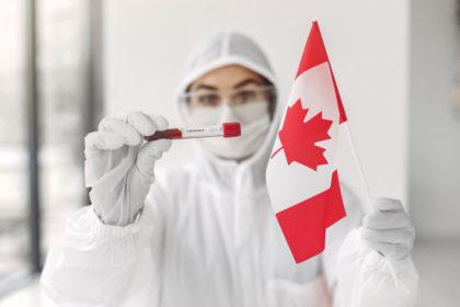 Canadá y la pandemia